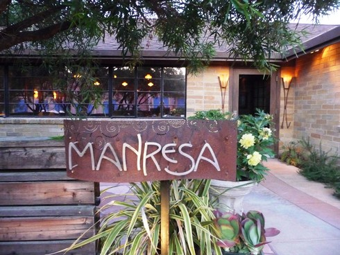 Dinner At Manresa Restaurant Culinary Getaways Sherry Page
