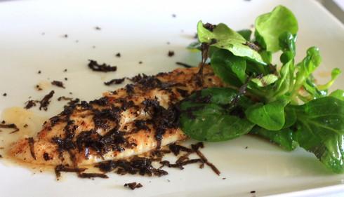 Restaurant le jardin du quai in isle sur la sorgue france culinary getaways sherry page - Le jardin du quai isle sur la sorgue ...